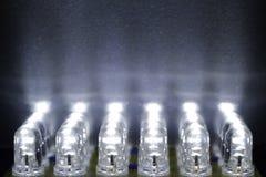 Diodo emissor de luz Foto de Stock Royalty Free