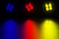 Diodo emissor de luz Fotografia de Stock