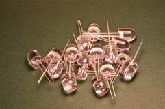 Diodos del LED Fotos de archivo libres de regalías