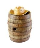 Diogenes of Sinope and barrel metaphor Stock Photo