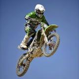 Diogo Graca Motocross Portugal Royaltyfri Bild