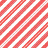 Diogonal条纹样式背景 红色和白色颜色 免版税图库摄影