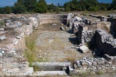 Dion Griechenland Stockbild