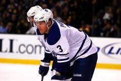 Dion Phanuef Toronto Mapleleafs Stock Image