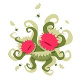 Dionaea muscipula vektor abbildung