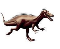 Dionosaur cartoon Stock Photos