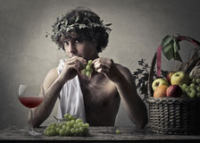 Dionysos Royalty Free Stock Photography
