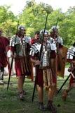 Dionysus festivities in Andautonija, Zagreb Royalty Free Stock Images