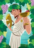 Dionysus Stock Photo