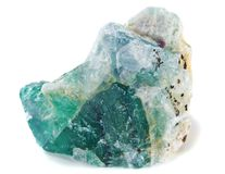 Diopside royalty-vrije stock afbeelding