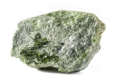 Diopside Mineral Stock Image