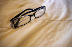 Diopter glasses Stock Photos