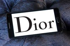 Dior商标 免版税库存照片