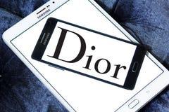 Dior商标 免版税图库摄影