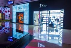 Dior存储 免版税图库摄影