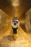 Dior手表 免版税库存照片