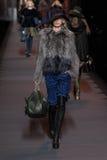 Dior - - de Week van de Manier van Parijs Stock Fotografie