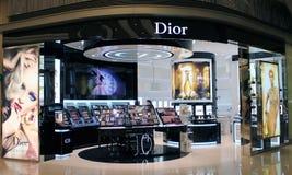 Dior in hong kong Stock Image