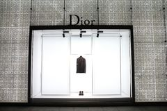 Dior Japan Royalty Free Stock Photography