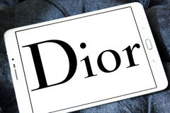 Dior logo Royalty Free Stock Images