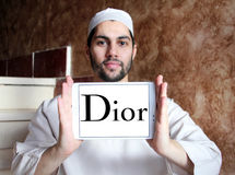 Dior logo Stock Images
