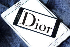 Dior logo Royalty Free Stock Photography