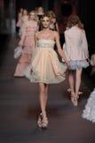 dior mody Paris tydzień zdjęcia stock