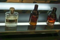 Dior-Parfüme für Männer stockbild
