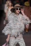 Dior - - Paris-Art- und Weisewoche Lizenzfreies Stockbild