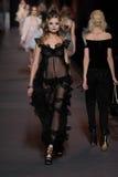 Dior - - Paris Fashion Week Stock Photo