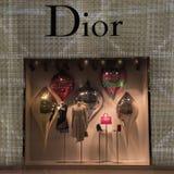 Dior Shop Dubai Royalty Free Stock Photos