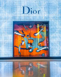 Dior store Stock Photography