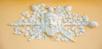 Dios antiguo del Bacchus de Dionysus de la vinificación, Bacchus imágenes de archivo libres de regalías