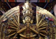 Dios chino Fotos de archivo