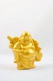 Dios chino afortunado Imágenes de archivo libres de regalías