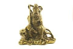 Dios chino de la abundancia Fotografía de archivo libre de regalías