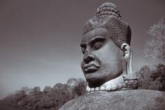 DIOS de Angkor Imagenes de archivo