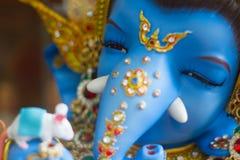 Dios de Ganesha del éxito Fotos de archivo