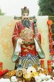Dios de la fortuna Imagen de archivo libre de regalías