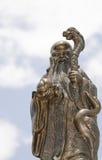 Dios de la longevidad Foto de archivo libre de regalías