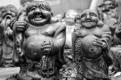 Dios de la pesca en Japón fotos de archivo