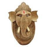 Dios del indio de Ganesha Fotografía de archivo