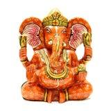Dios del indio de Ganesha Imagenes de archivo