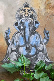 Dios Ganesha del elefante de la pintada Fotografía de archivo