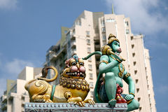 Dios hindú Foto de archivo libre de regalías