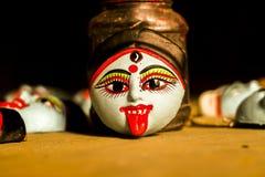 Dios hindú Maa Tara fotografía de archivo libre de regalías
