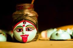 Dios hindú Maa Tara foto de archivo