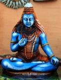 Dios hindú ?shiva? Foto de archivo libre de regalías