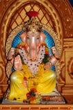 Dios indio de la prosperidad Foto de archivo libre de regalías