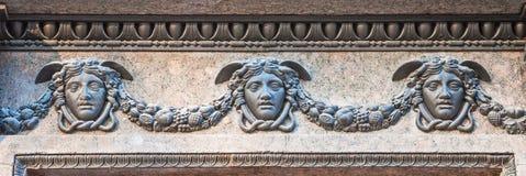Dios Mercury Hermes Fotos de archivo libres de regalías